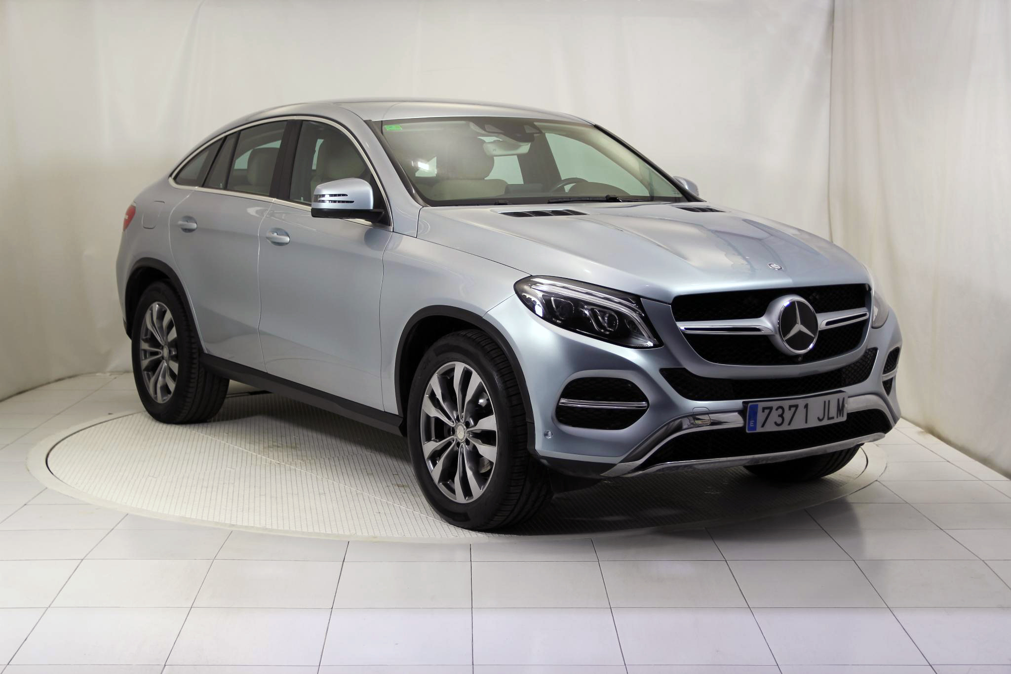 Mercedes-Benz Clase GLE GLE COUPE 350 D 4MATIC imagen 4