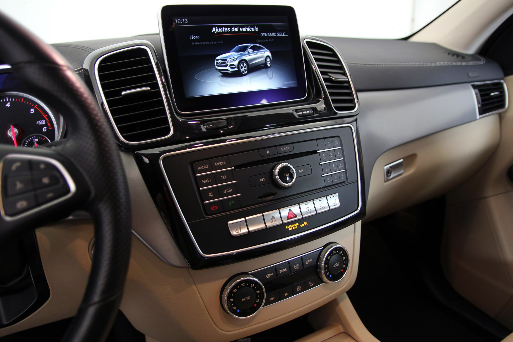 Mercedes-Benz Clase GLE GLE COUPE 350 D 4MATIC imagen 29
