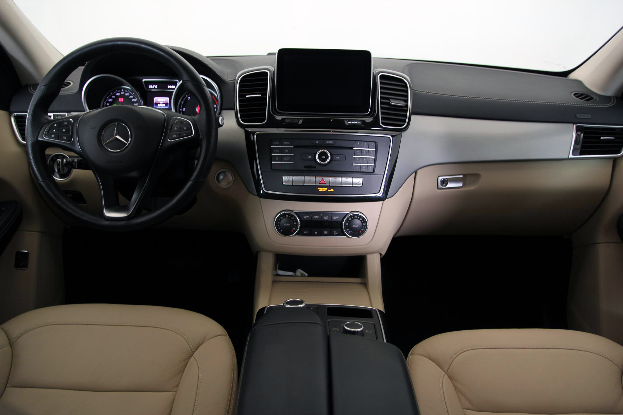 Mercedes-Benz Clase GLE GLE COUPE 350 D 4MATIC imagen 10