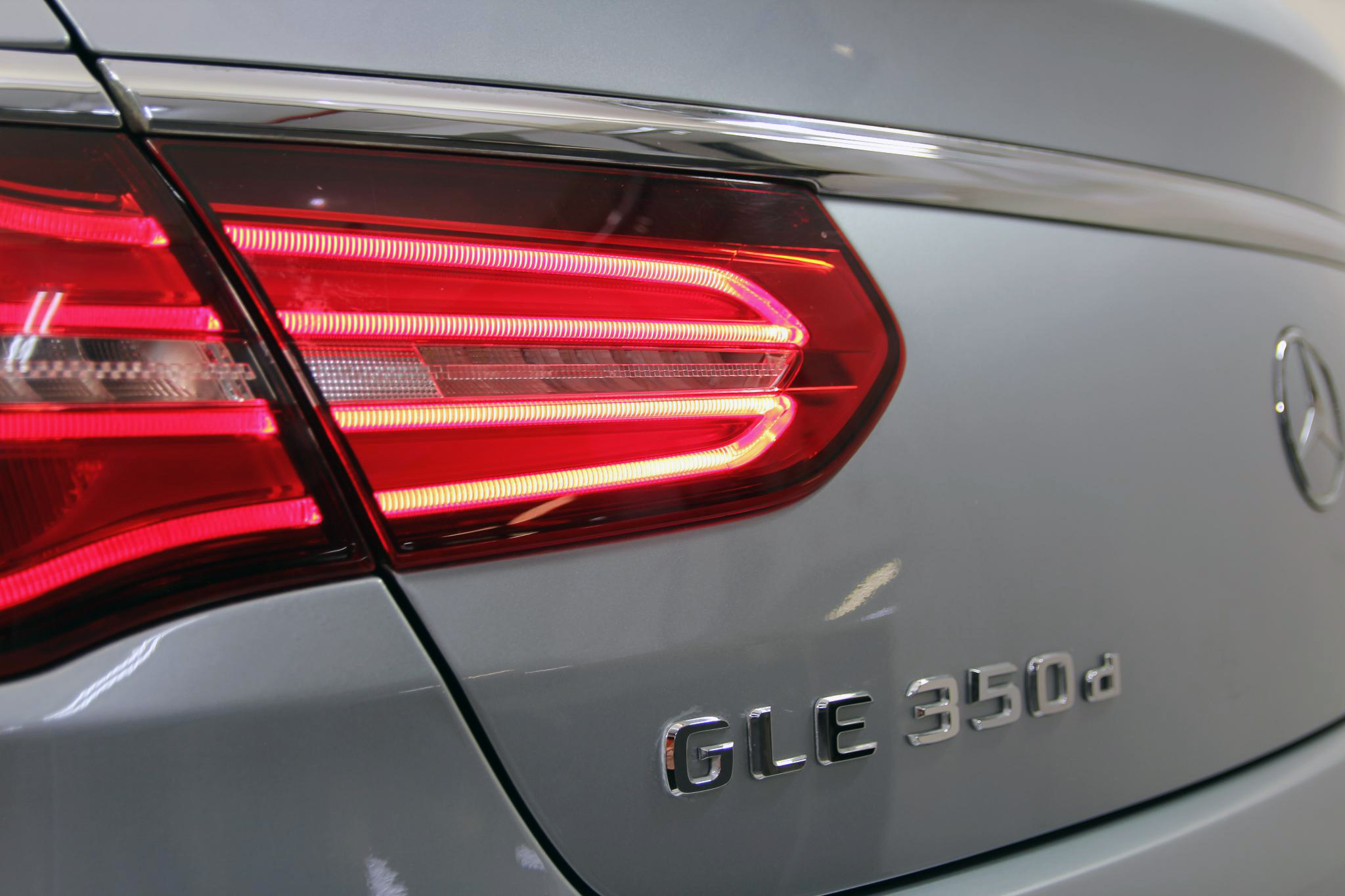 Mercedes-Benz Clase GLE GLE COUPE 350 D 4MATIC imagen 56