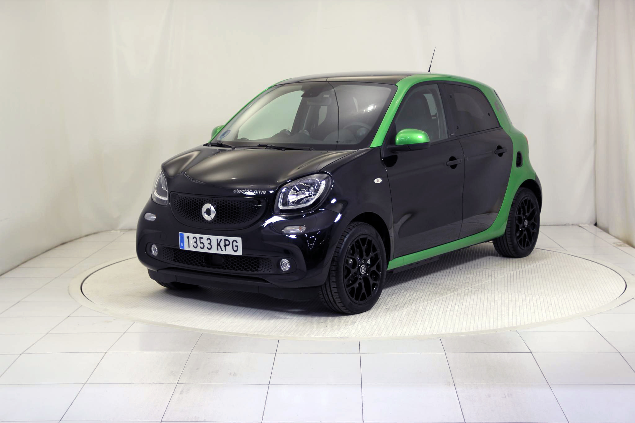 Smart forfour ELECTRIC DRIVE BATTERY 5P imagen 1