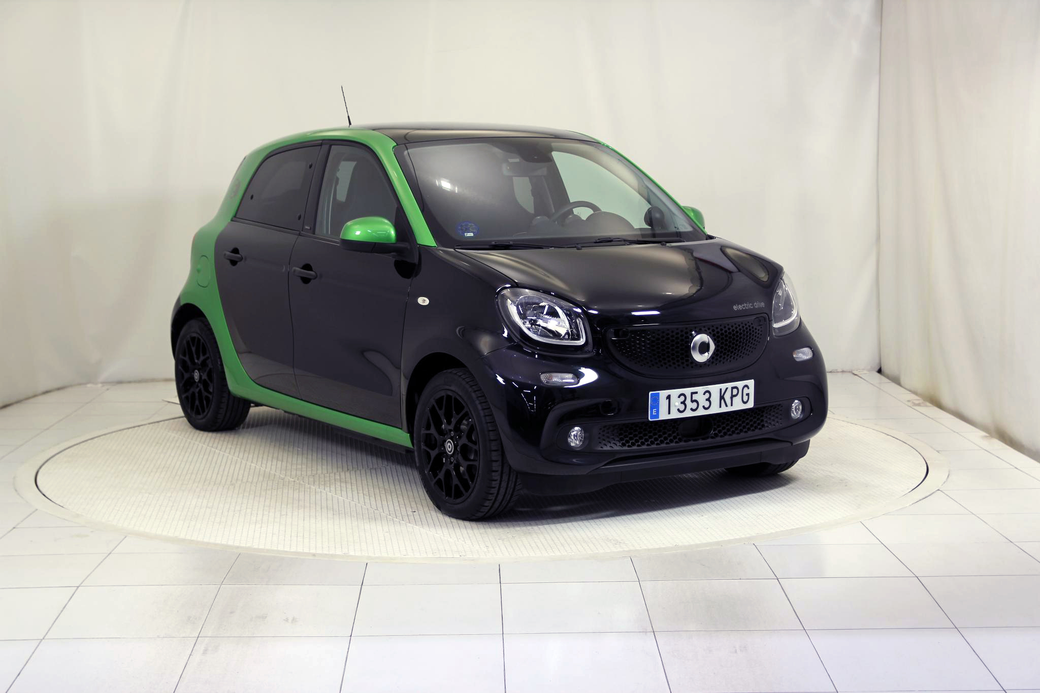 Smart forfour ELECTRIC DRIVE BATTERY 5P imagen 4