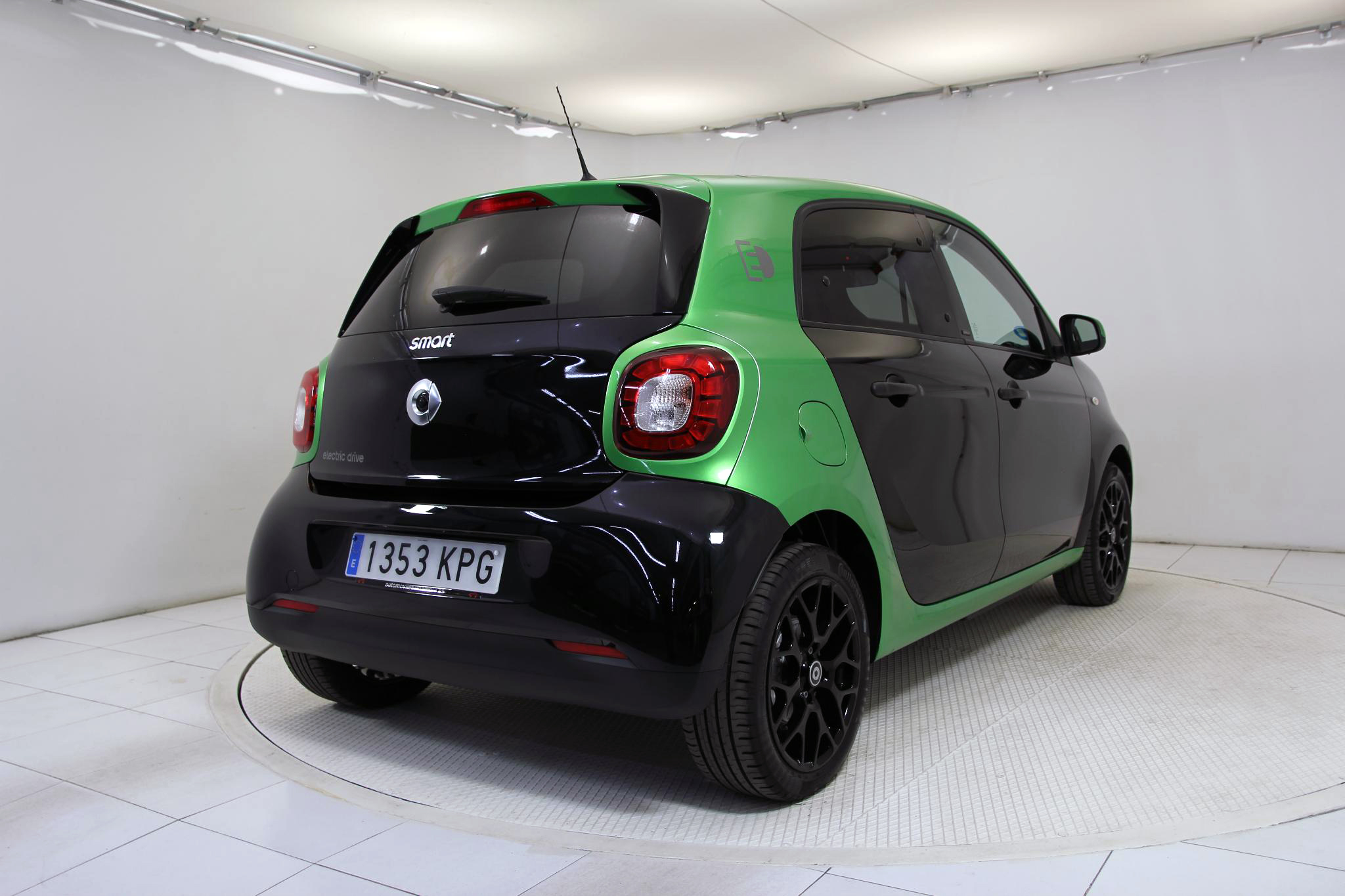 Smart forfour ELECTRIC DRIVE BATTERY 5P imagen 50