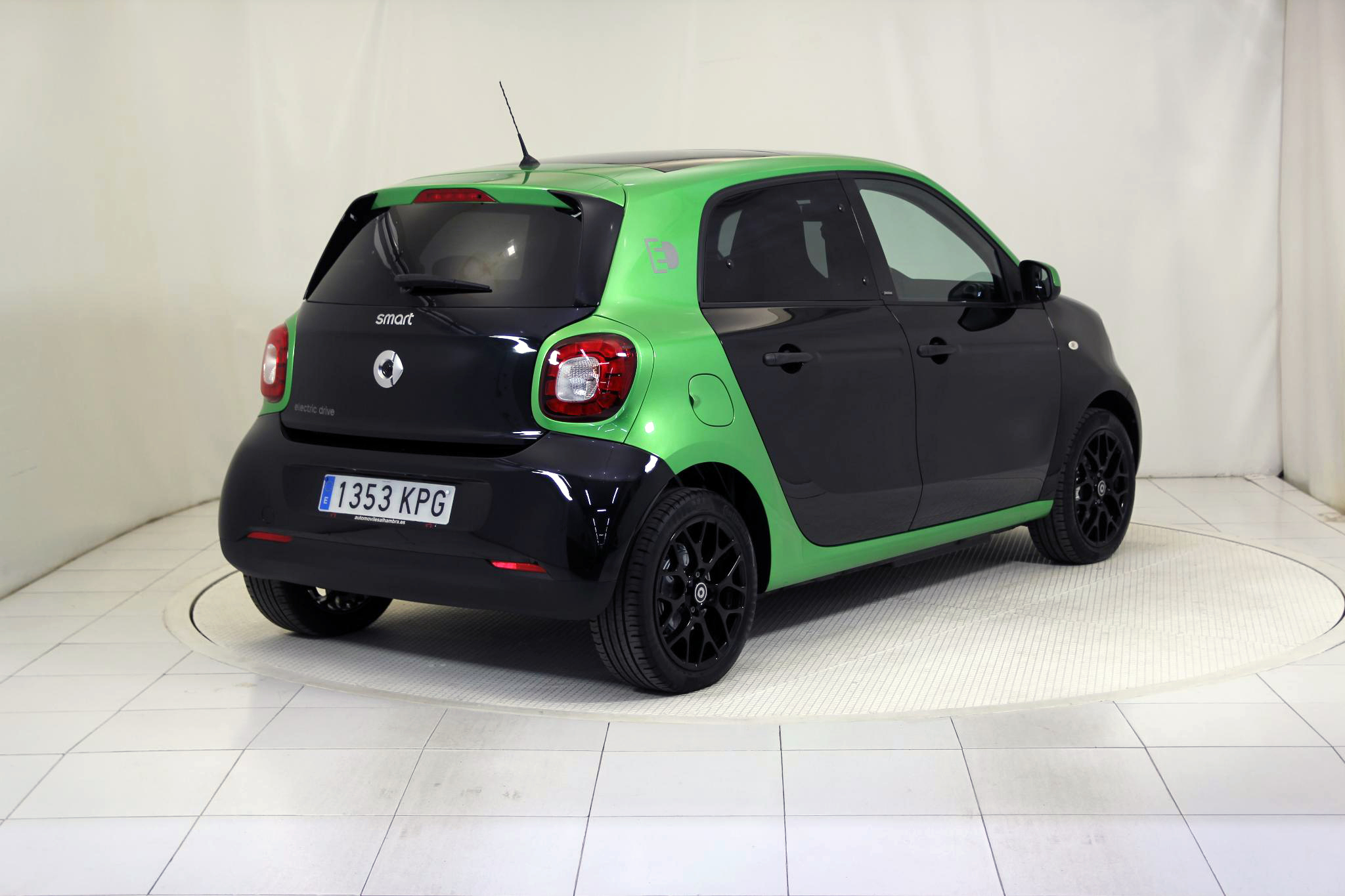Smart forfour ELECTRIC DRIVE BATTERY 5P imagen 6