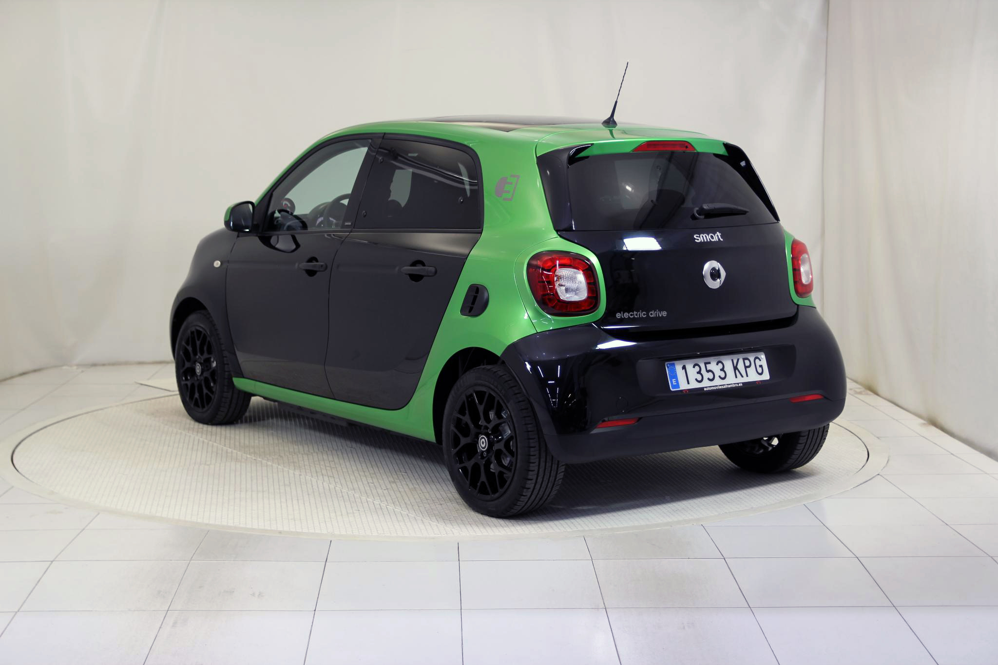 Smart forfour ELECTRIC DRIVE BATTERY 5P imagen 8