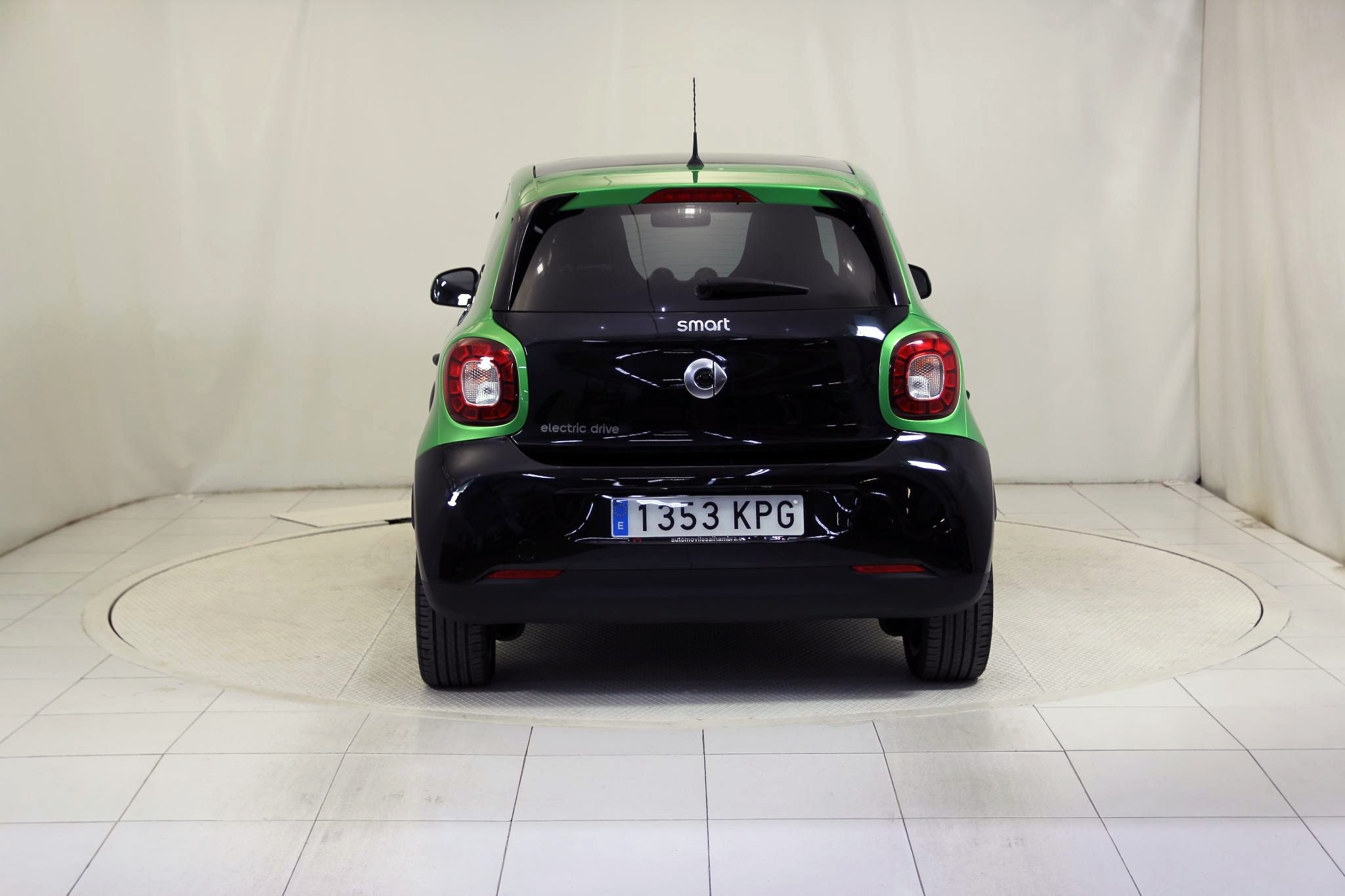 Smart forfour ELECTRIC DRIVE BATTERY 5P imagen 7