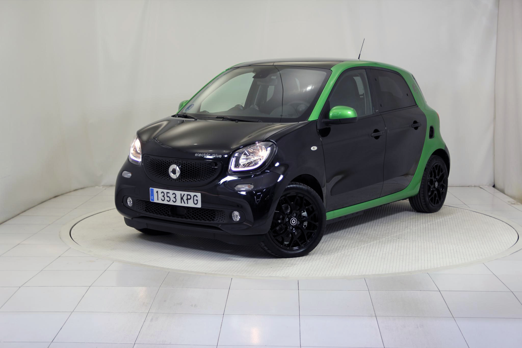 Smart forfour ELECTRIC DRIVE BATTERY 5P imagen 2