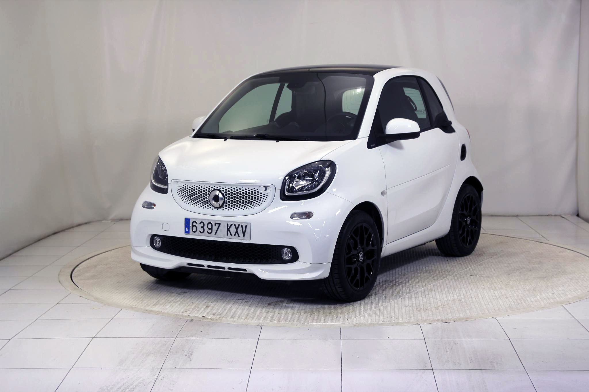 Smart fortwo 66 COUPE imagen 1