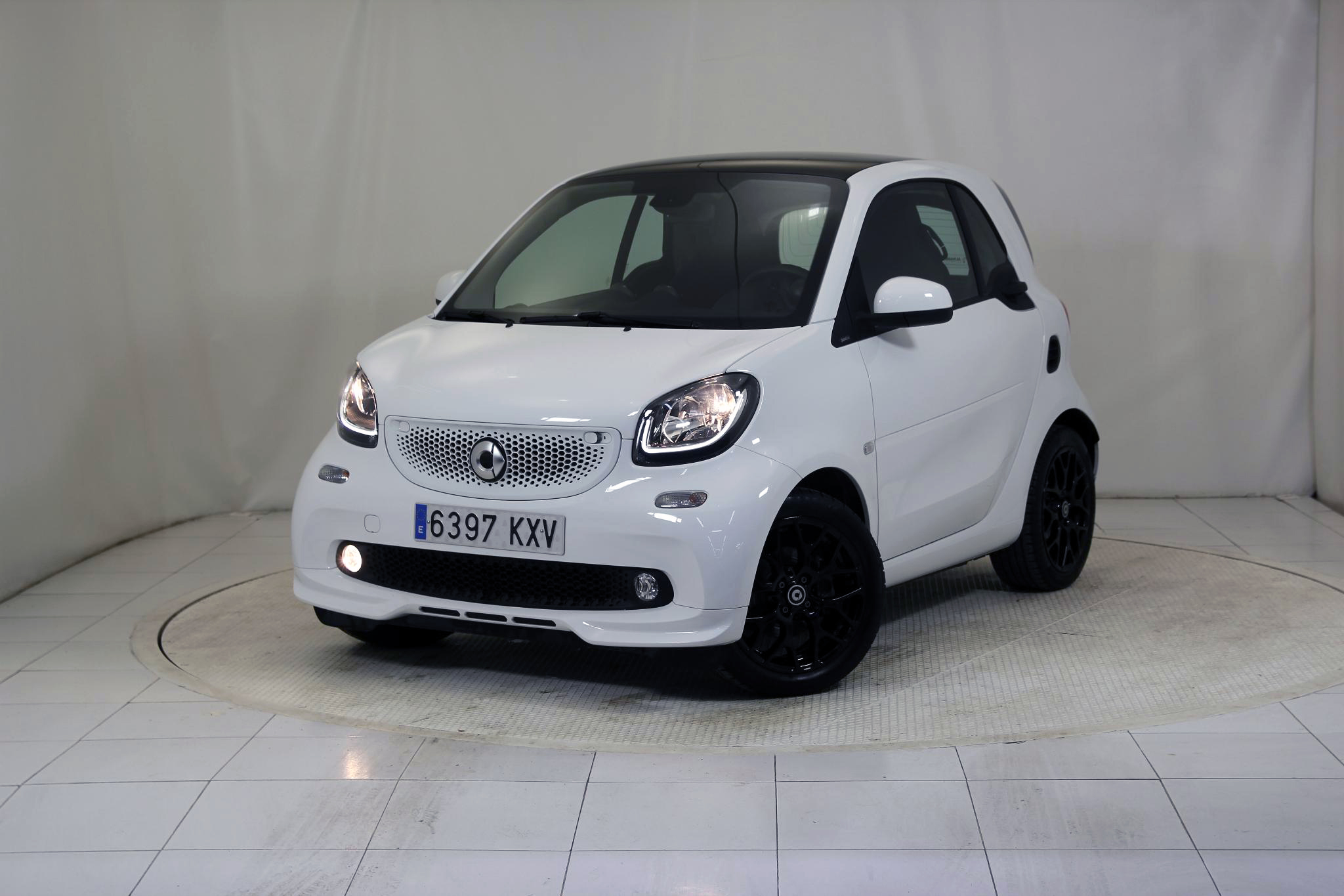 Smart fortwo 66 COUPE imagen 2